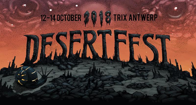 desertfest belgium 2018 banner