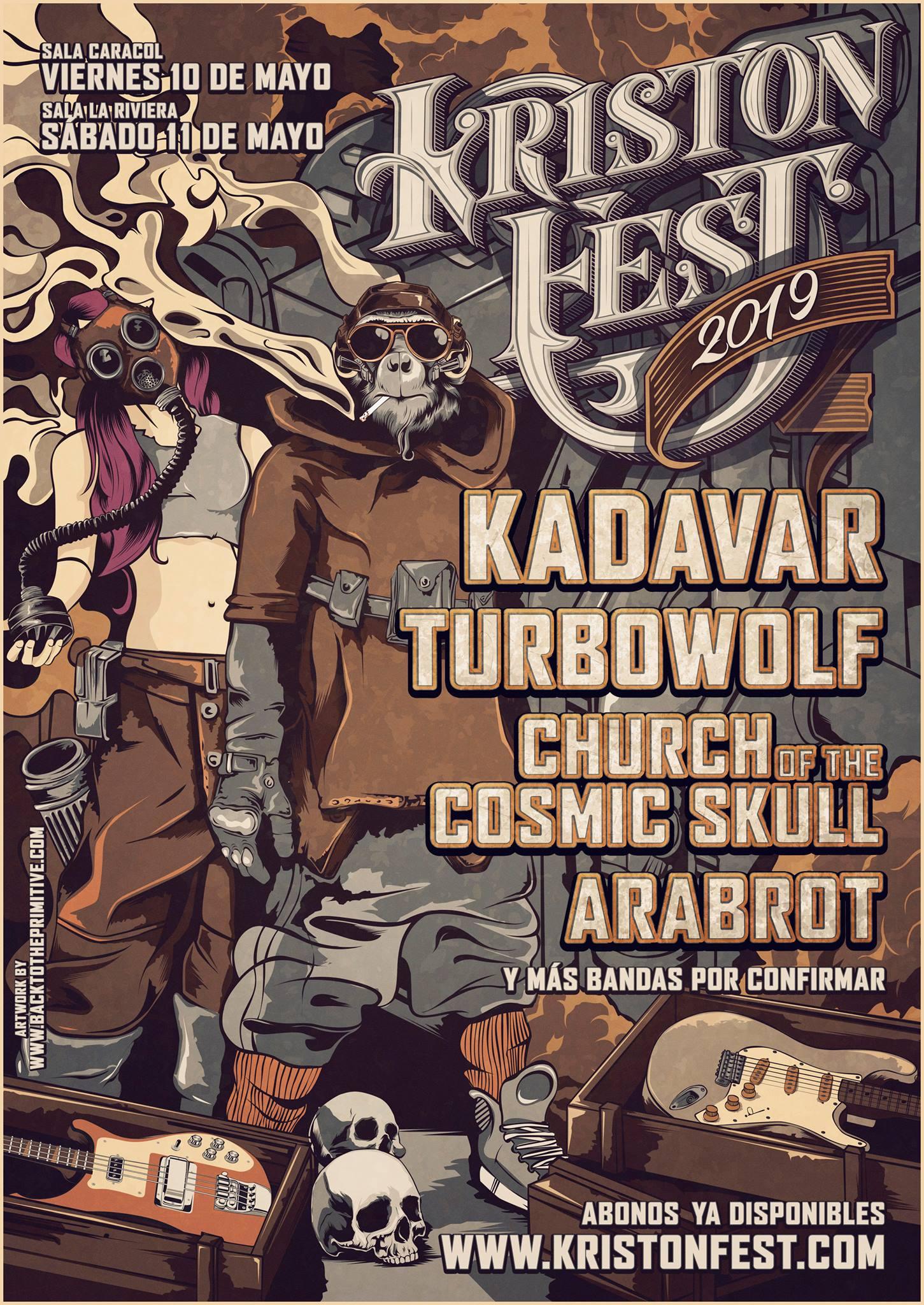 kristonfest 2019 poster