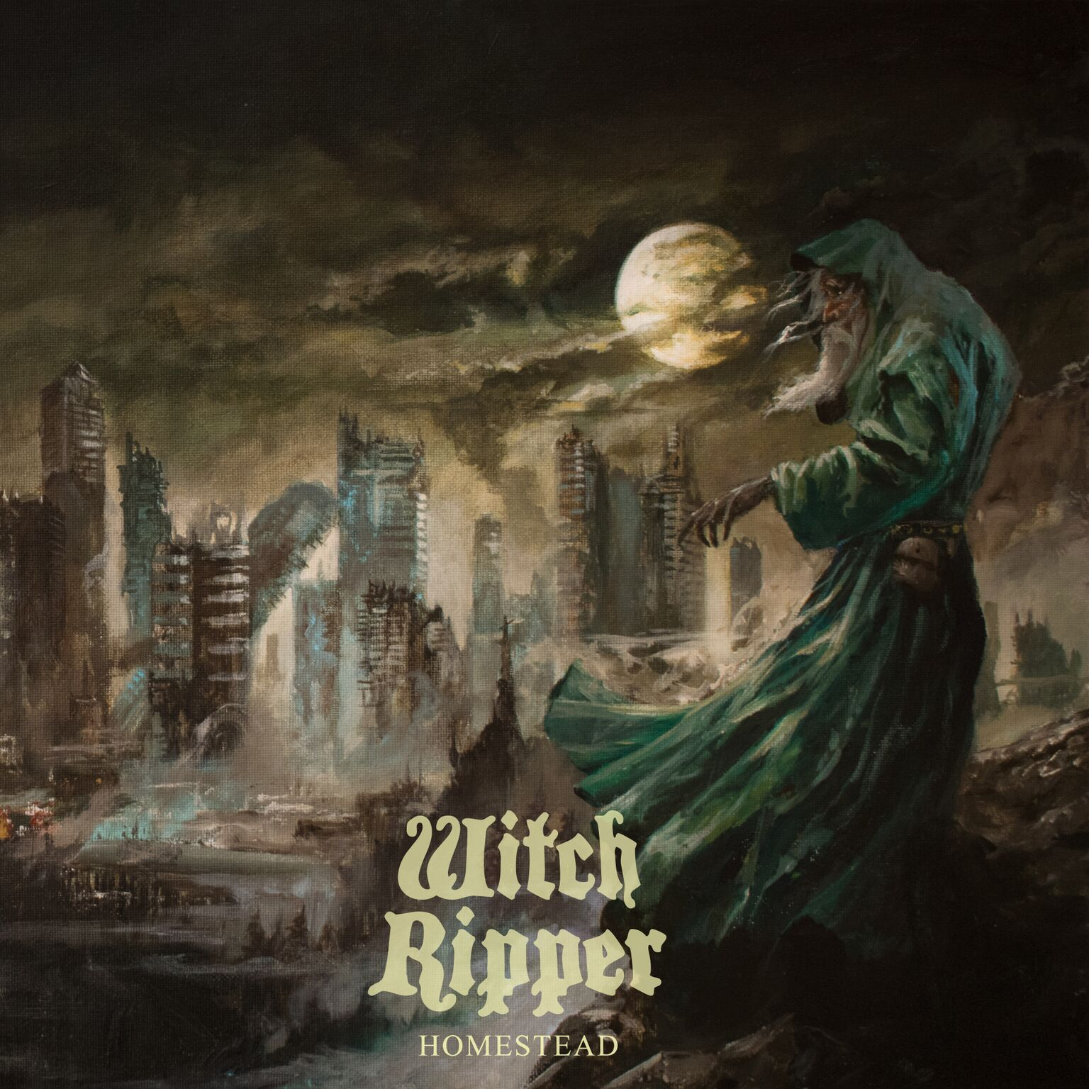 witch ripper homestead