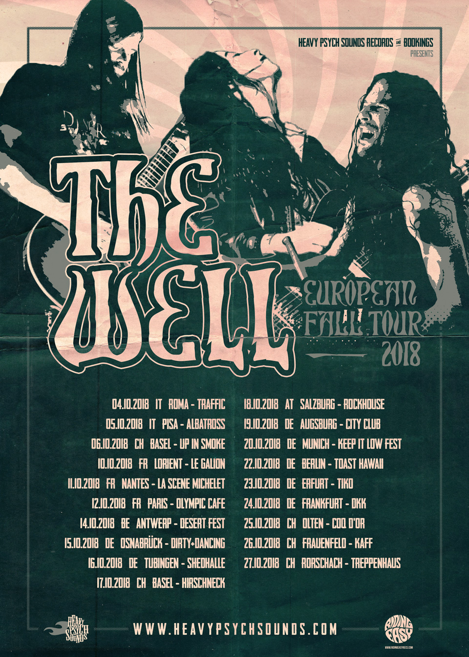 THE WELL TOUR