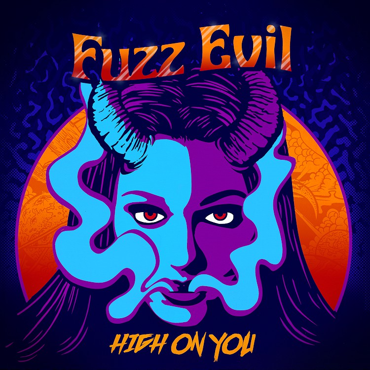 fuzz evil high on you