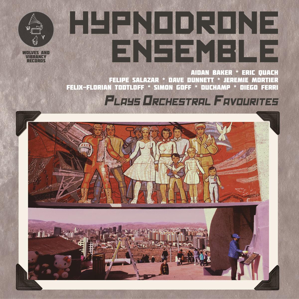 hypnodrone ensemble plays orchestral favorites