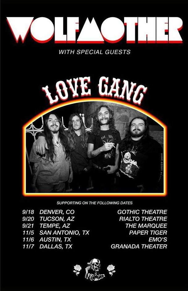 love gang tour