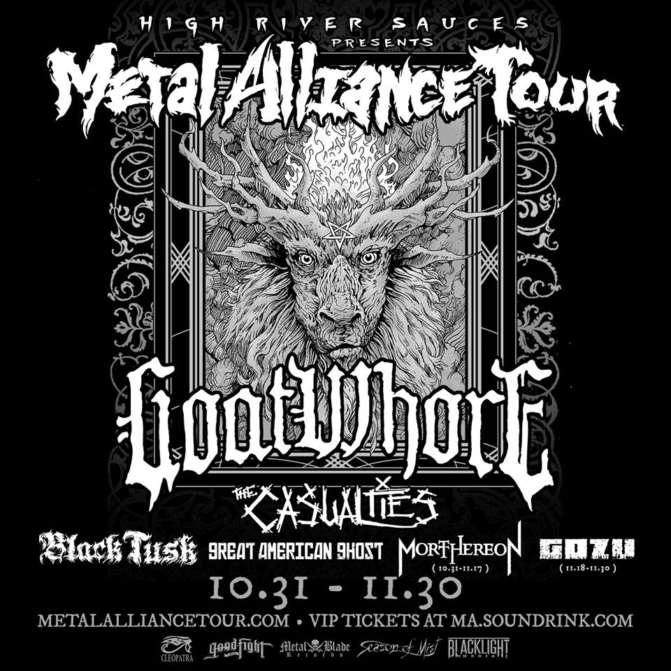 metal alliance tour 2018