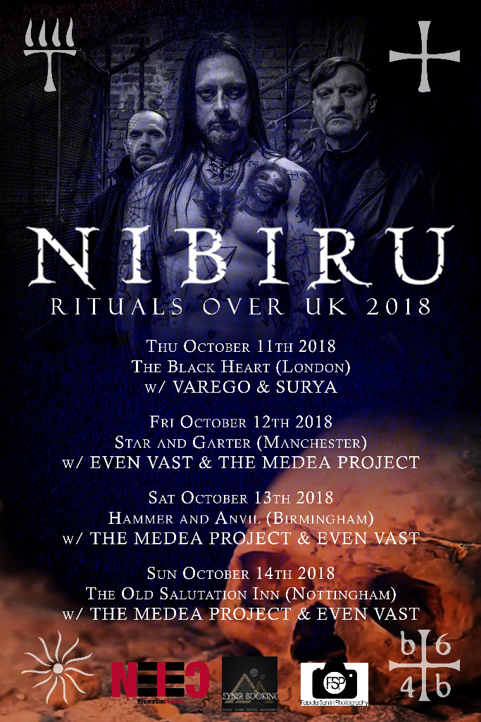 nibiru uk tour poster