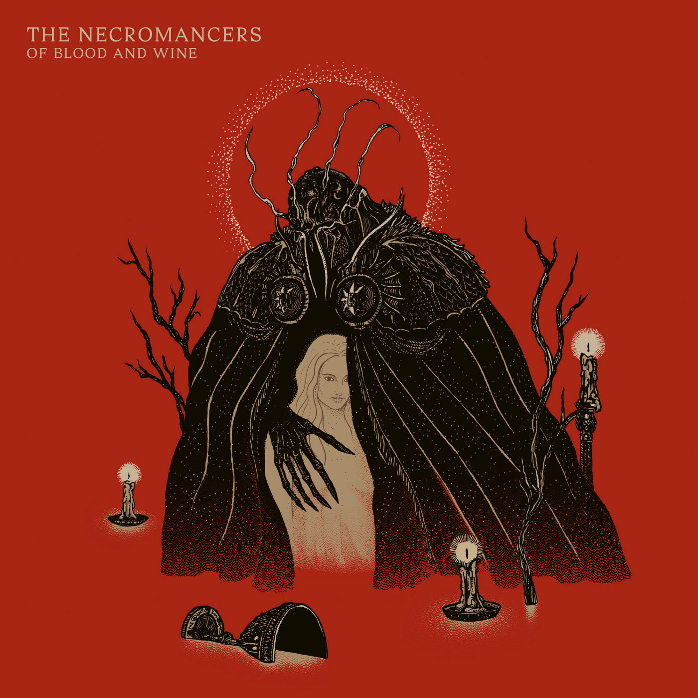 the necromancers of blood and wine
