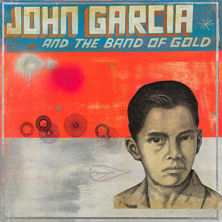john garcia and the band of gold self titled
