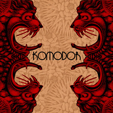 komodor ep self titled