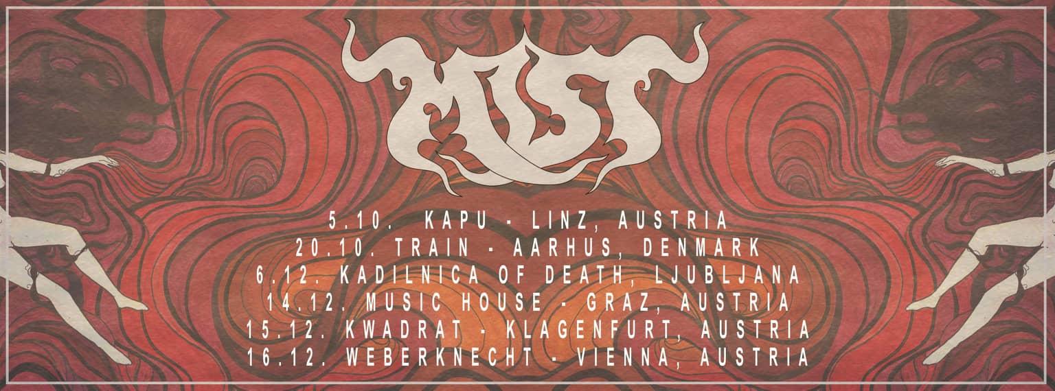 mist tour banner