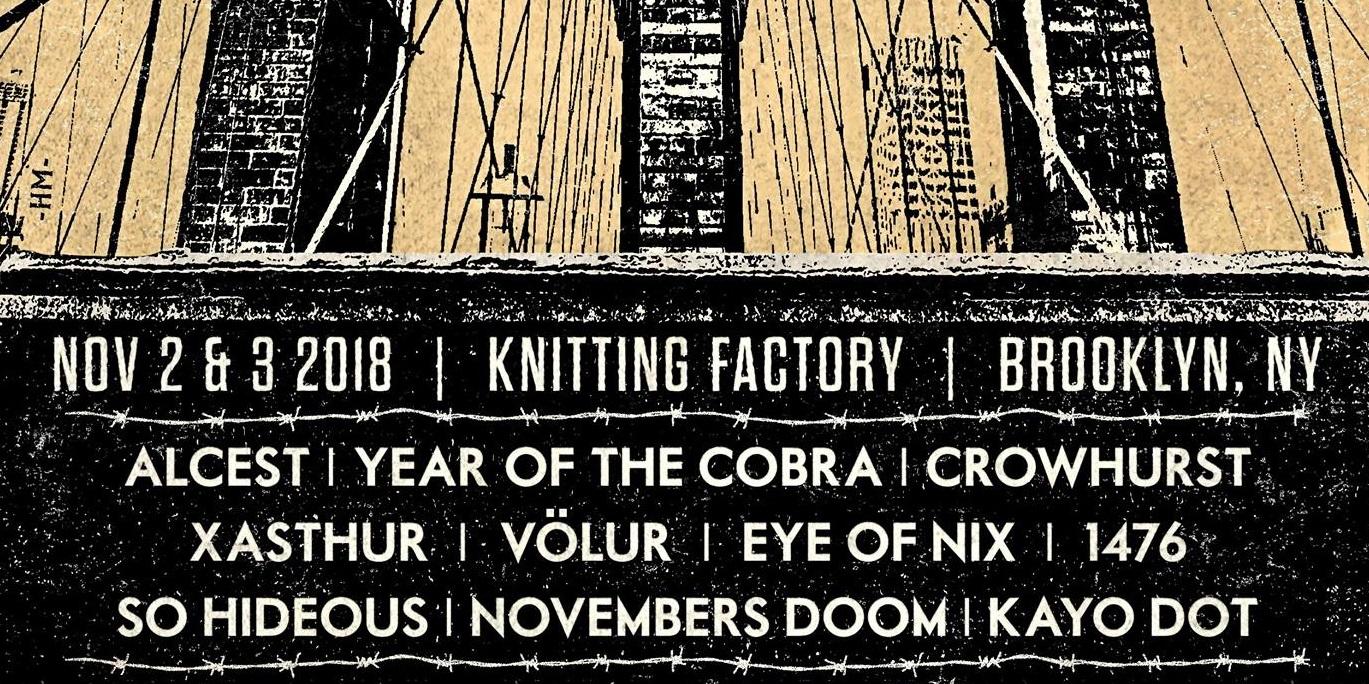 prophecy fest lineup