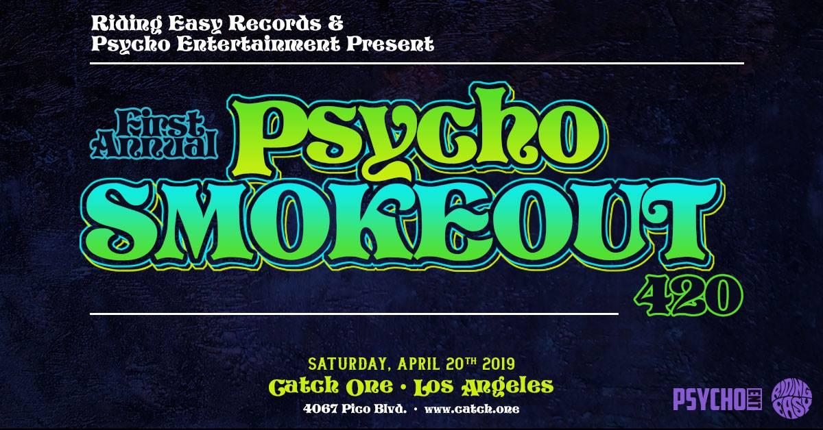 psycho smokeout 2019