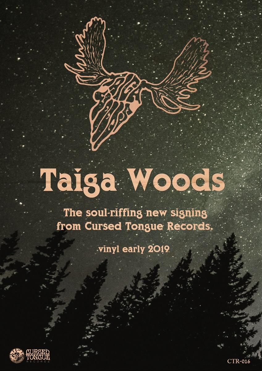 taiga woods cursed tongue