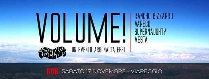 volume fest banner