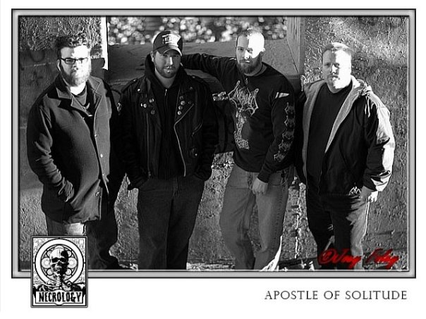 apostle of solitude old pic