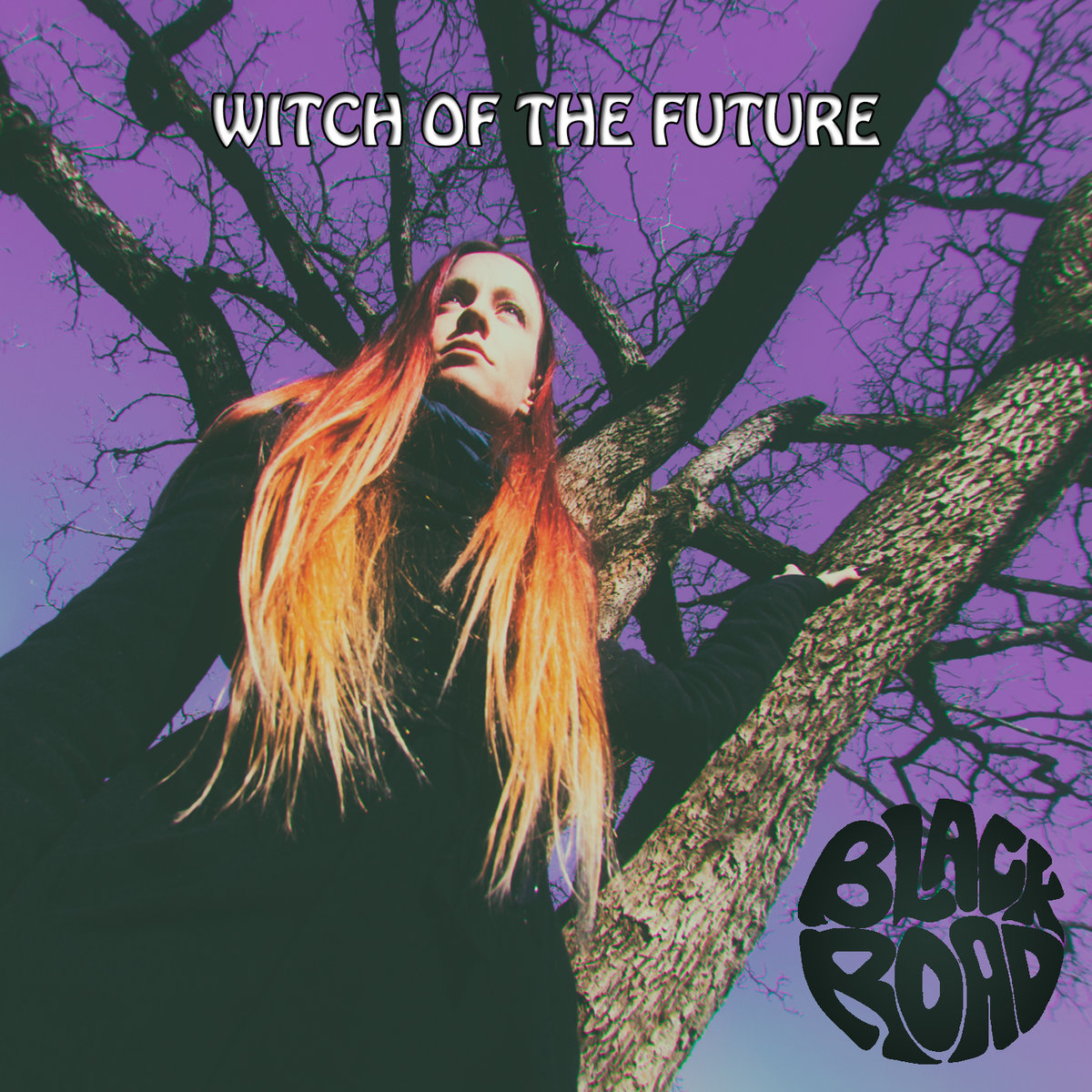 black road witch of the future