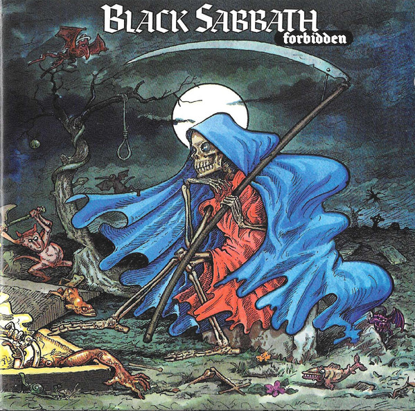 black sabbath forbidden