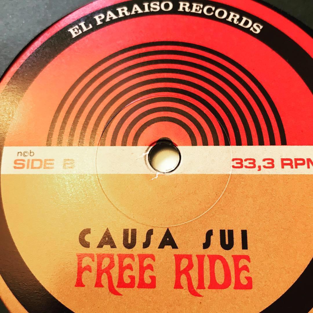 causa sui free ride lp