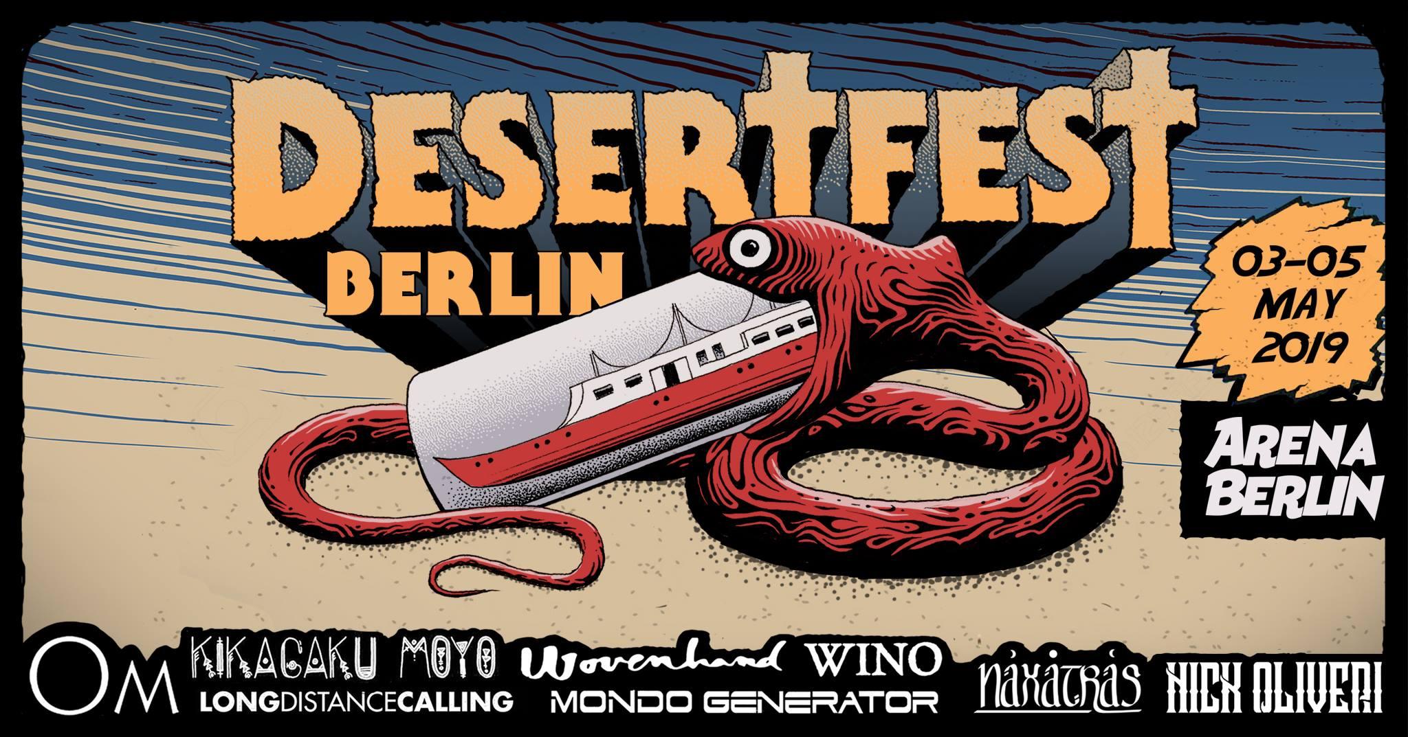 desertfest berlin 2019 banner