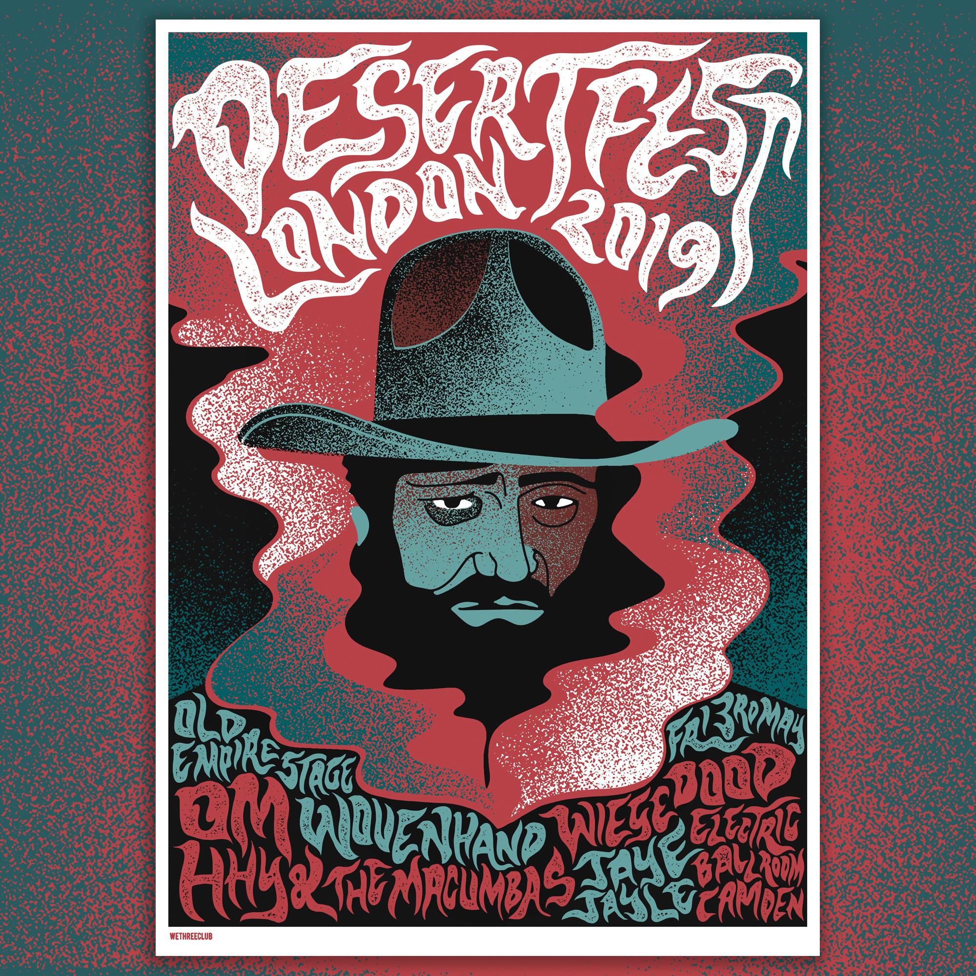desertfest london 2019 old empire stage