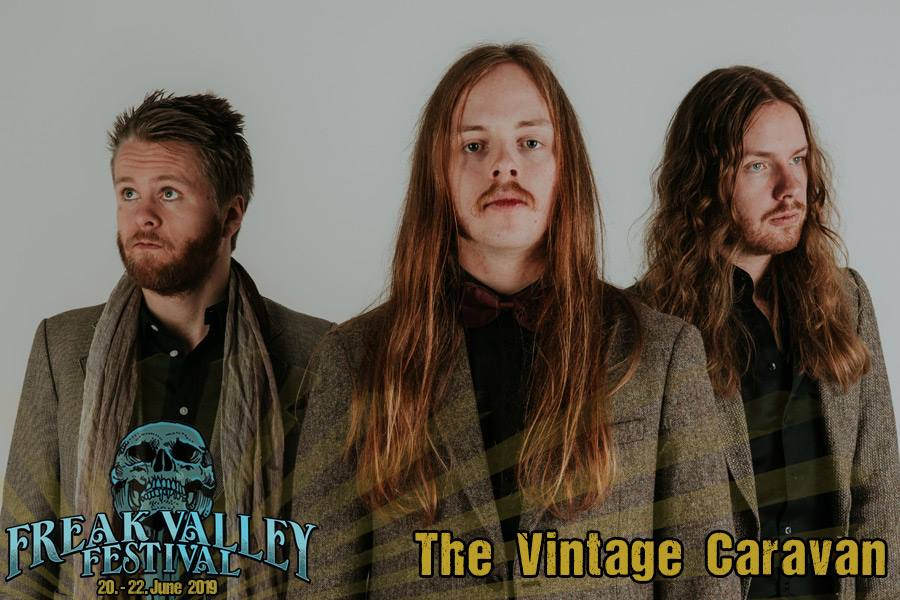 freak valley 2019 the vintage caravan
