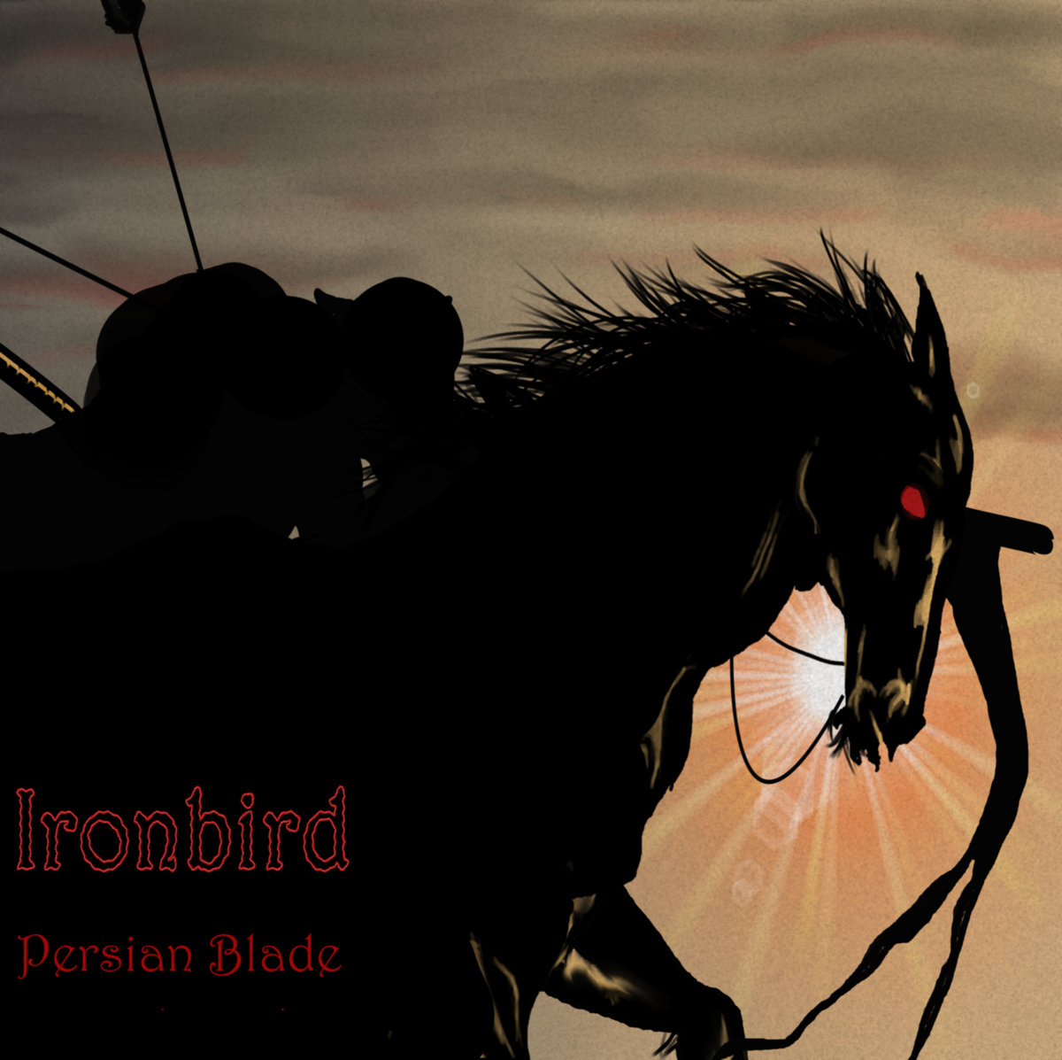 ironbird persian blade