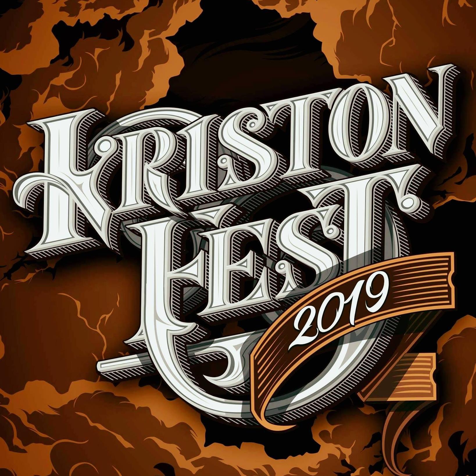 kristonfest 2019 logo