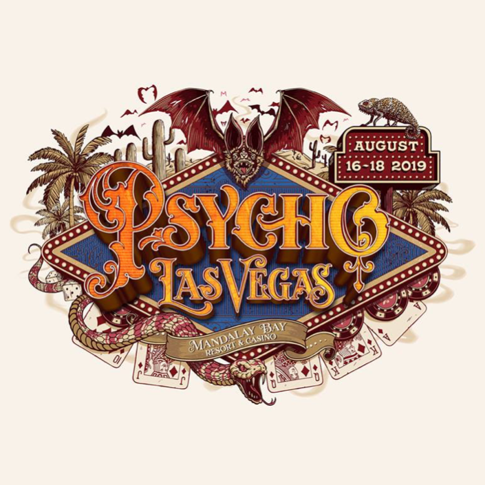 psycho las vegas 2019 logo