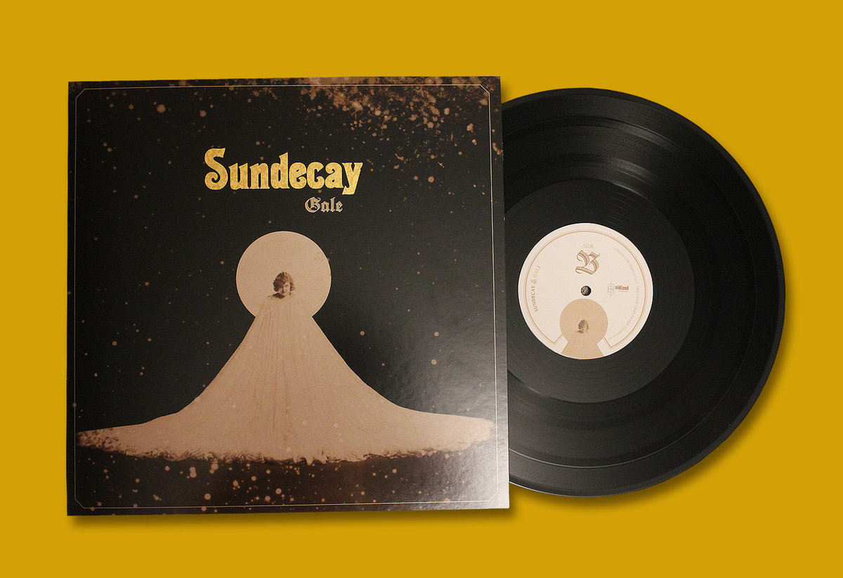 sundecay gale vinyl