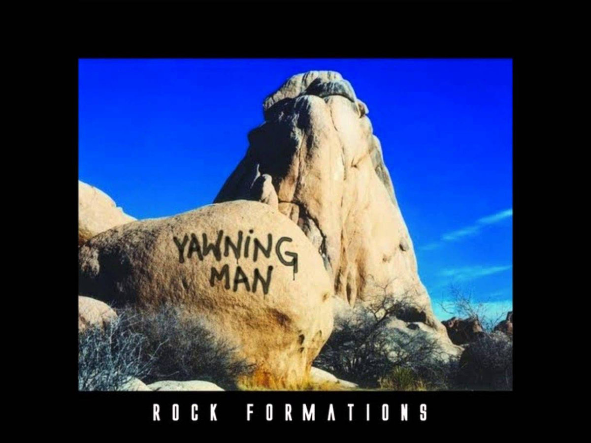 yawning man rock formations