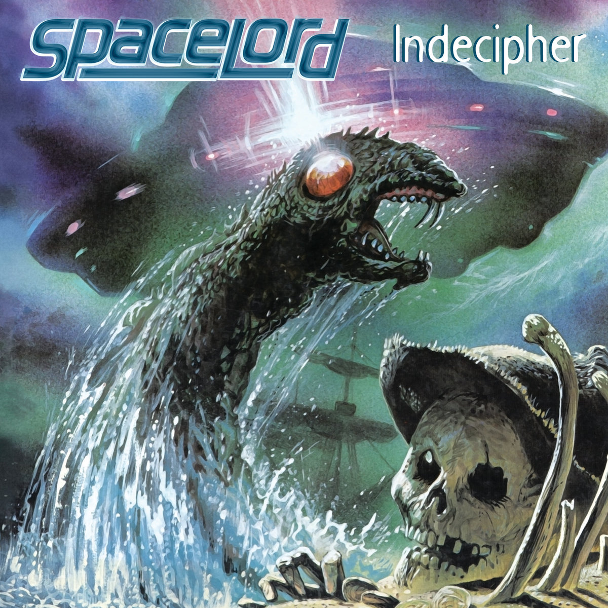 Spacelord Indecipher