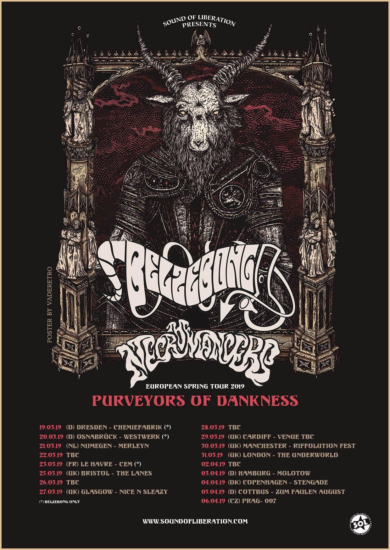 belzebong necromancers tour