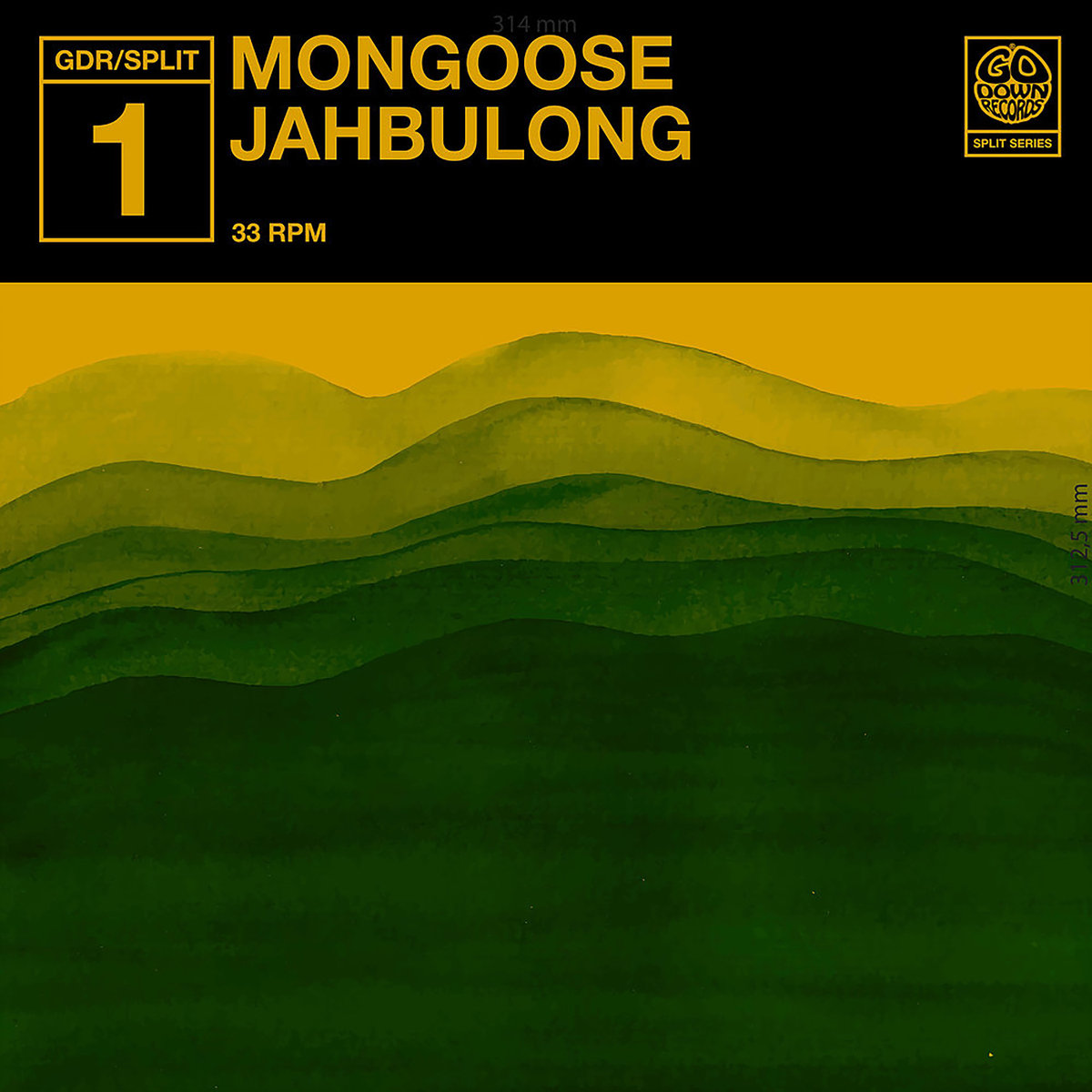 go down records split 1 mongoose jahbulong