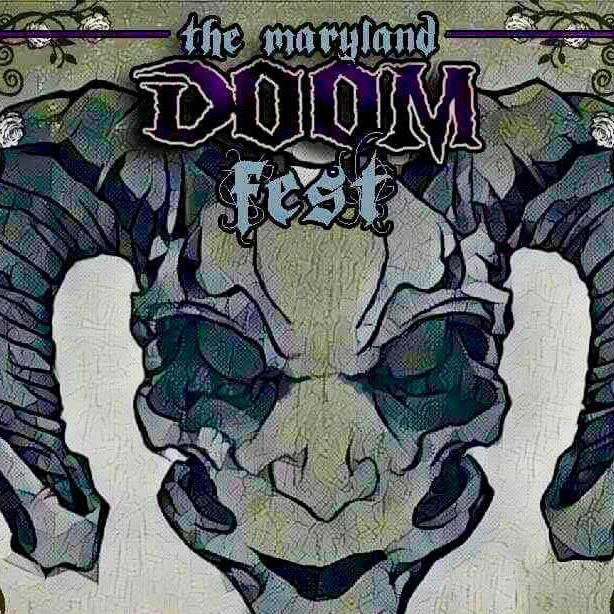 maryland doom fest logo