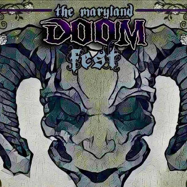maryland doom fest logo