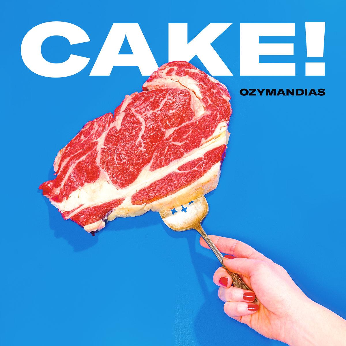 ozymandias cake