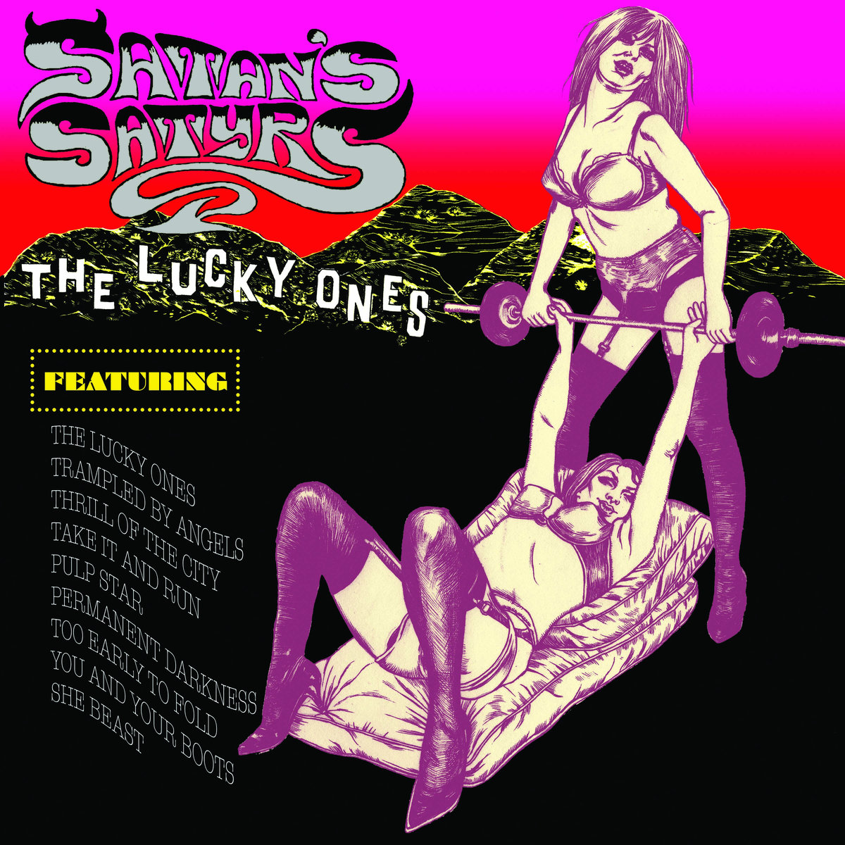 satans satyrs the lucky ones