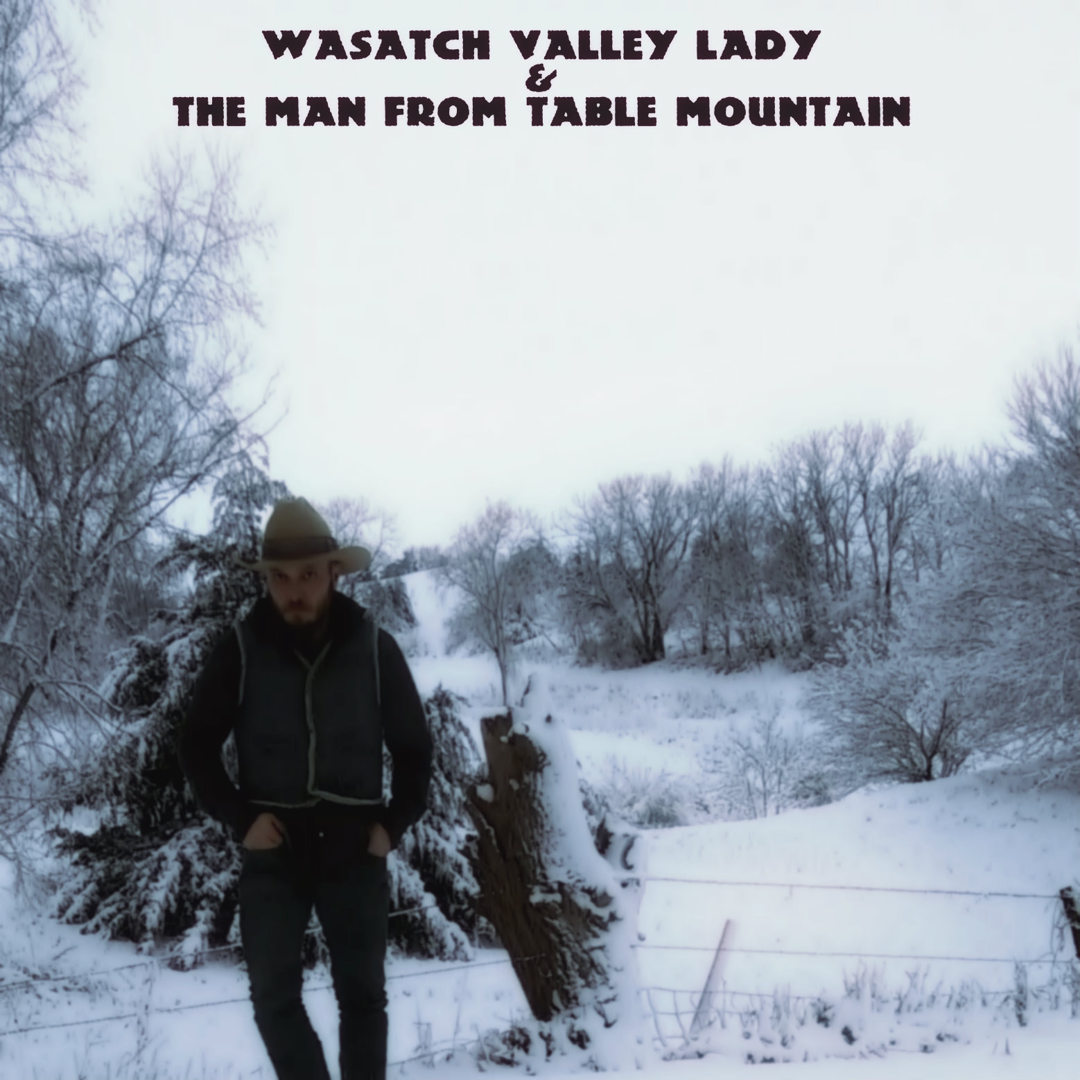 tg olson wasatch valley lady and the man from table mountain