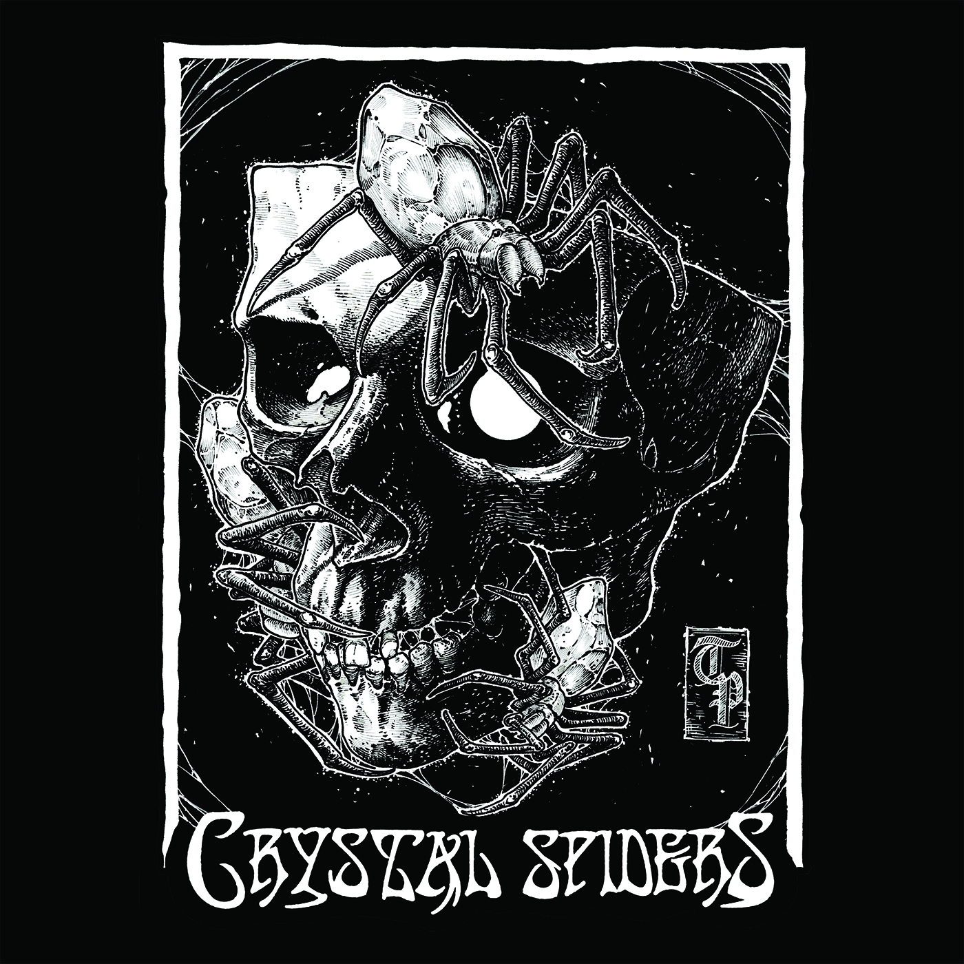 crystal spider demo