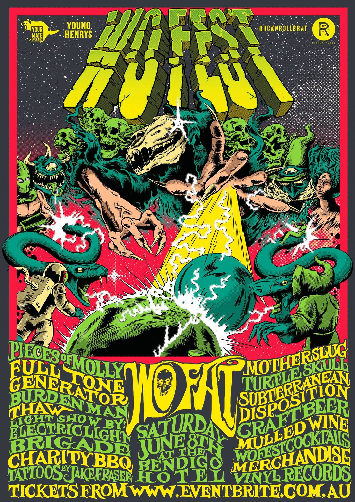 wo fest 2019 poster