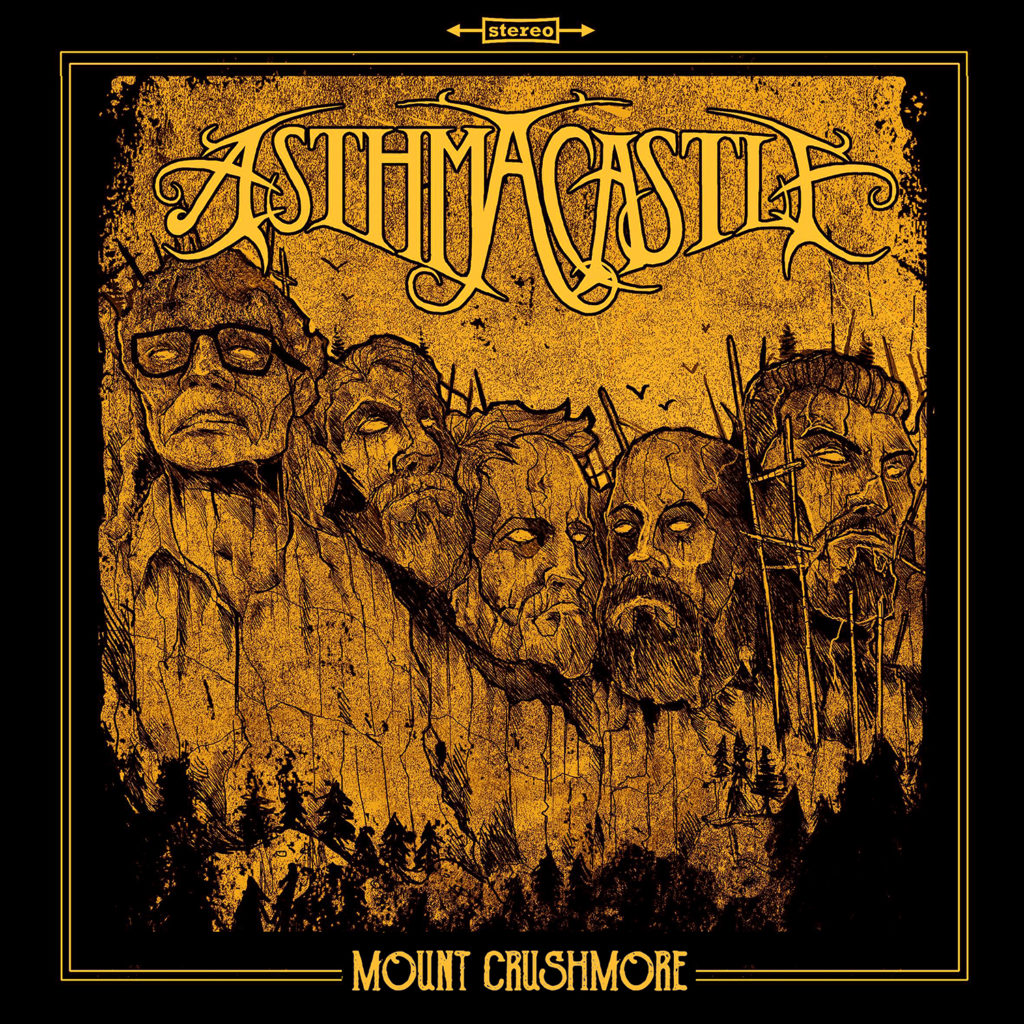 Asthma Castle Mount Crushmore