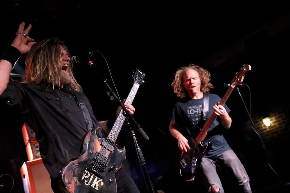 Corrosion of Conformity (Photo by JJ Koczan)