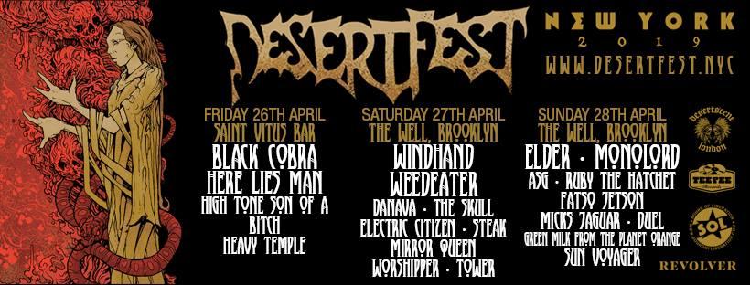 desertfest new york 2019 banner