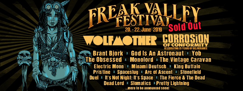 freak valley 2019 banner