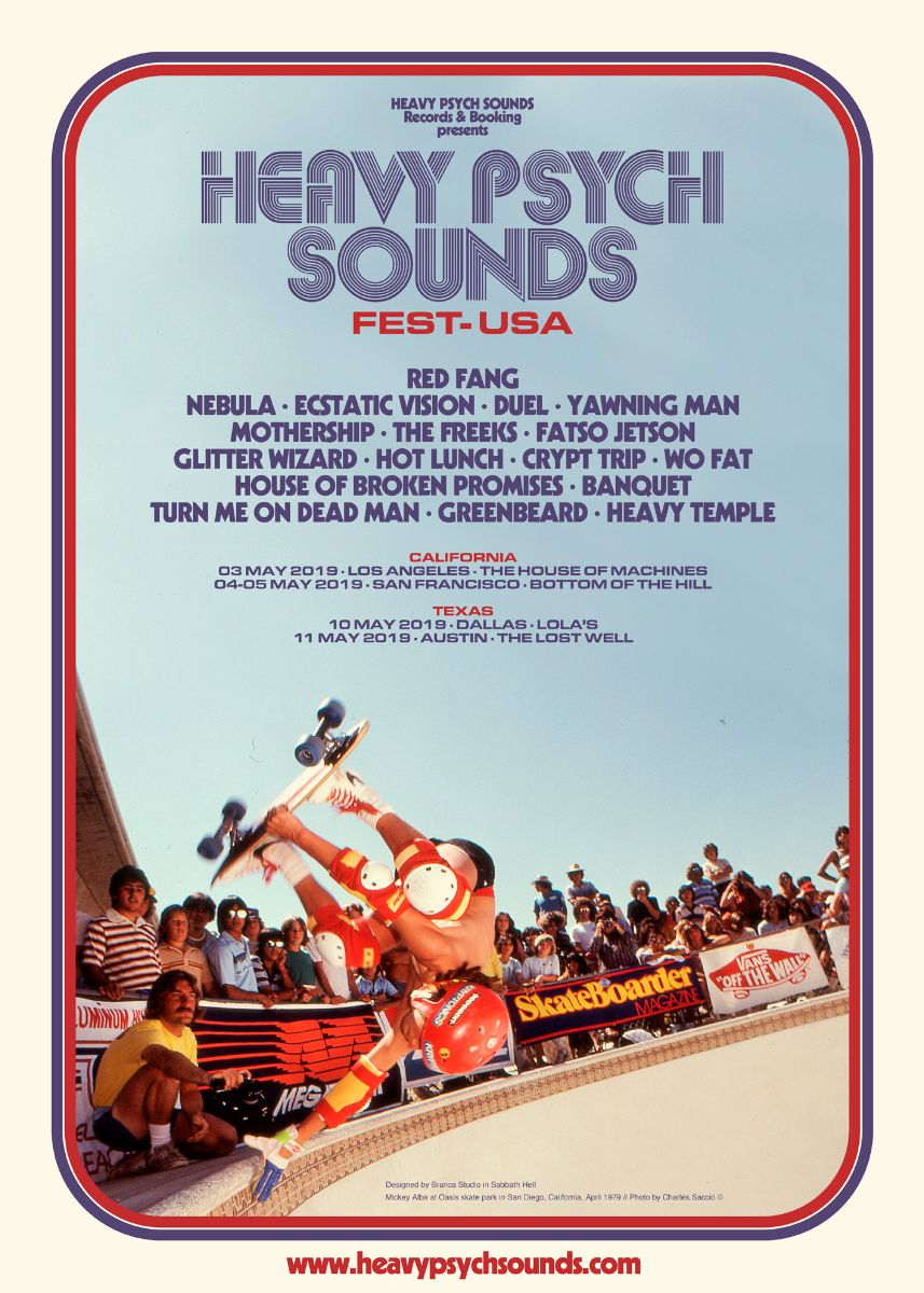 heavy psych sounds fest usa tour