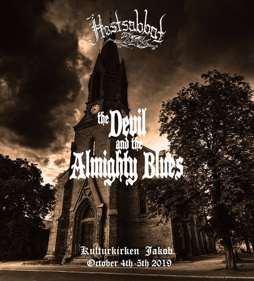 hostsabbat 2019 the devil and the almighty blues