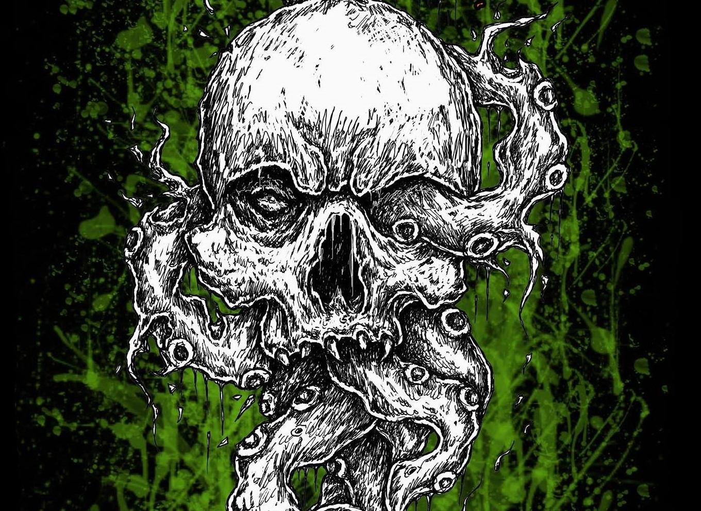 new england stoner doom festival 2019 art