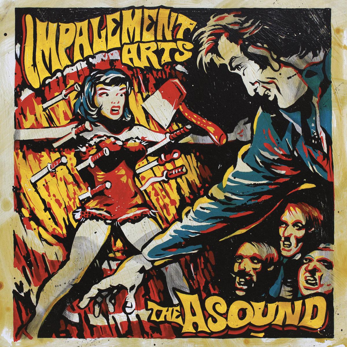 the asound impalement arts