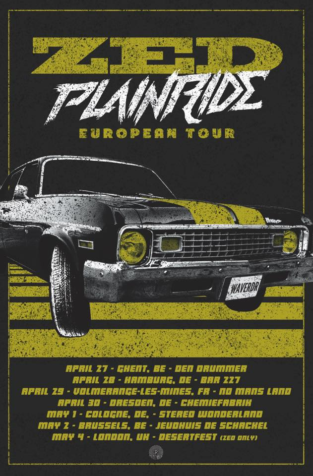 zed plainride tour