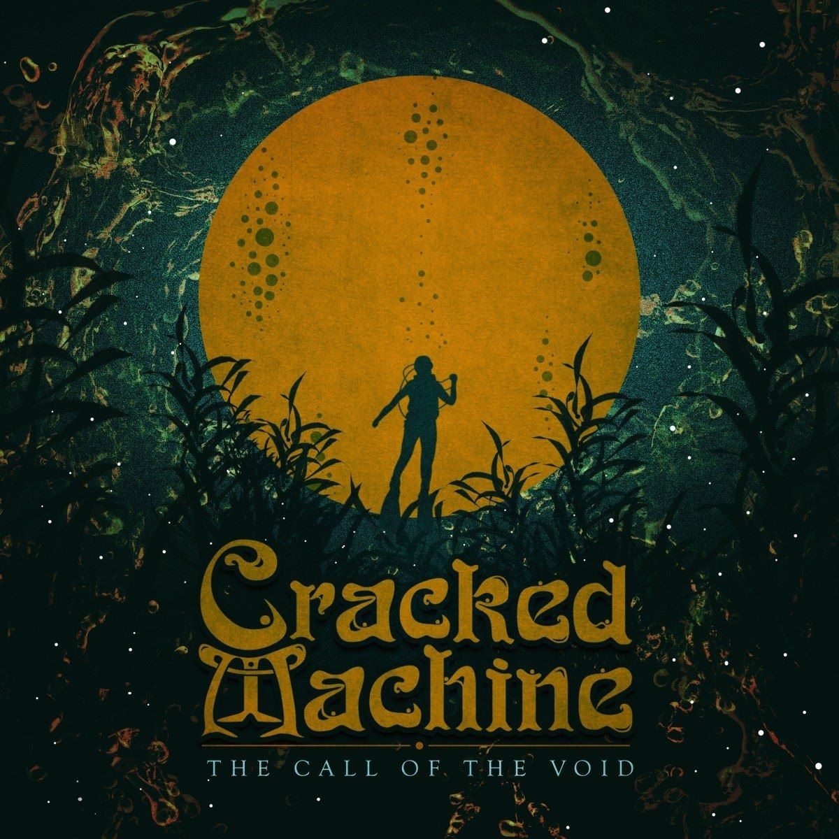 Cracked Machine The Call of the Void