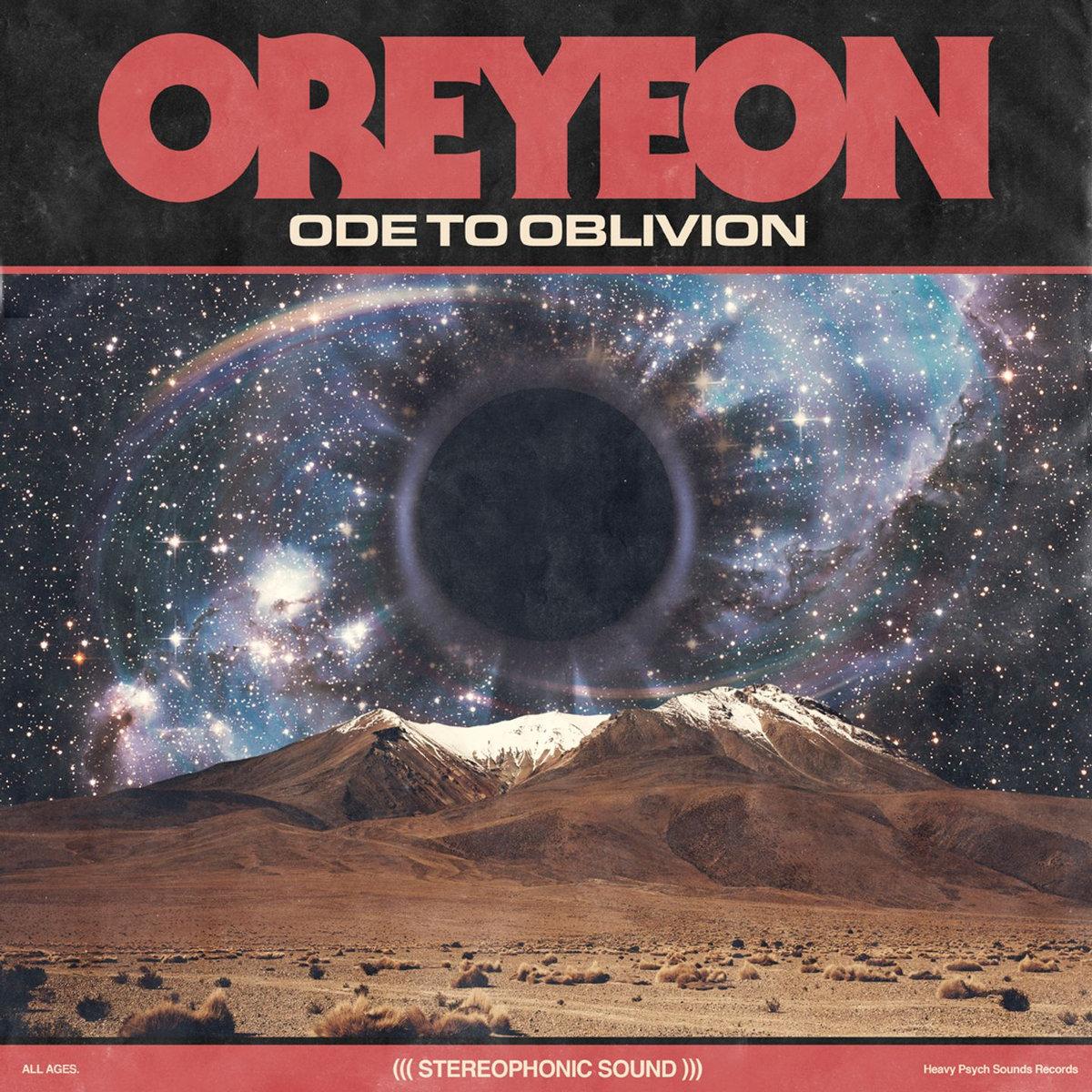 Oreyeon Ode to Oblivion
